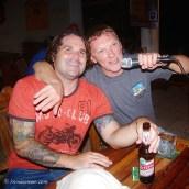 Karaoke Night: Dorado's Bar & Grill, San Juan del Sur, Nicaragua
