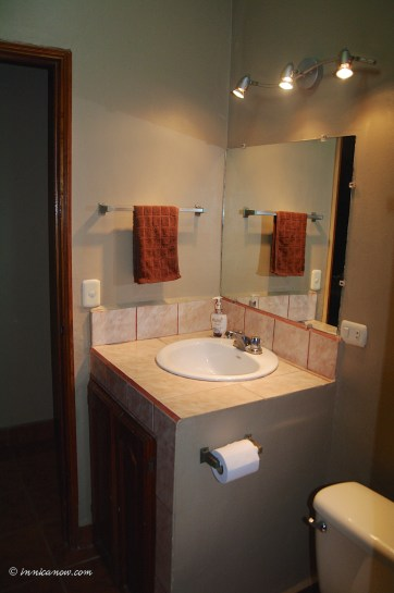 - Guest Bathroom