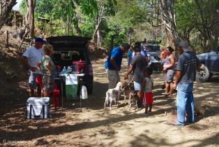El Carizal Vaccination Clinic: Treatment Area