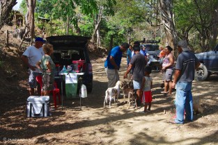 El Carizal Vaccination Clinic: Treatment Area