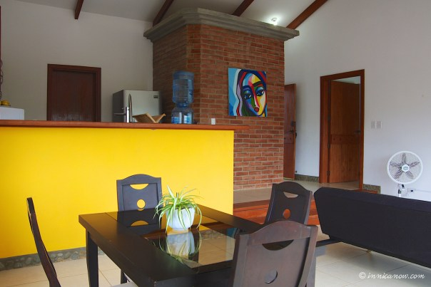 In Nica Now moves into yet another long term rental in San Juan del Sur.