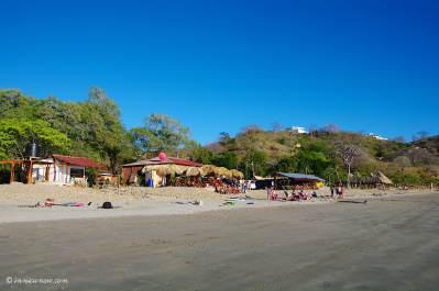Low Tide: Playa Remanso, San Juan del Sur, Nicaragua