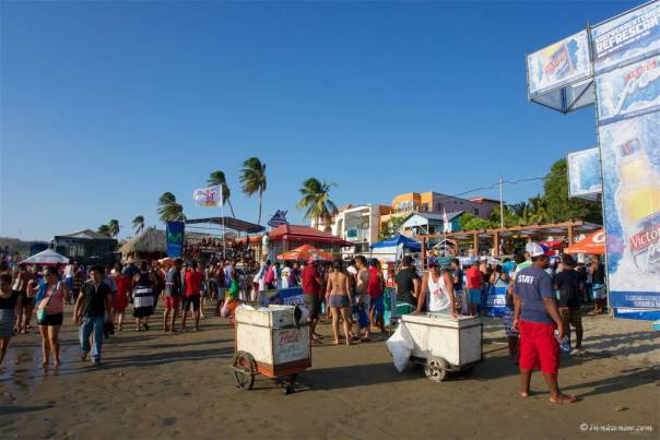 The Bay of San Juan del Sur: Semana Santa 2016