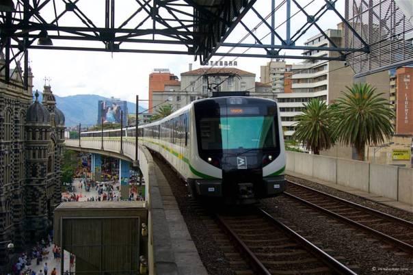 Metro: Medellin, Colombia
