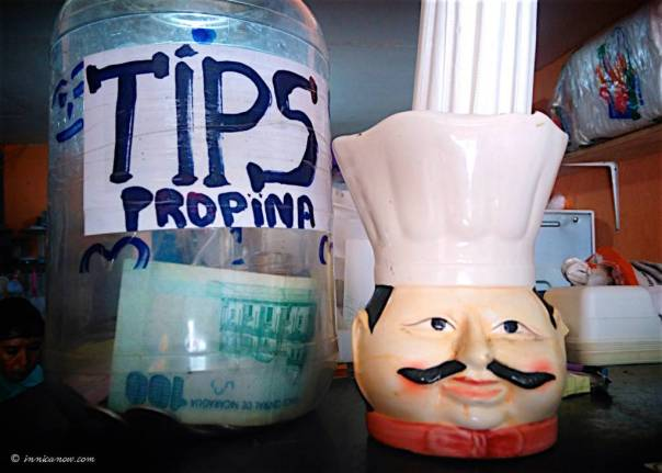 What is the norm for tipping in Nicaragua?