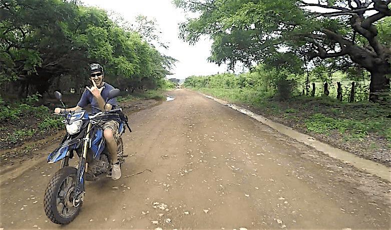 Casares Motorcyle trip