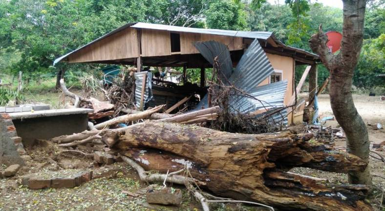 A Call for Help: Tropical Storm Nate Relief Mission