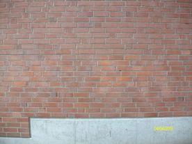 Graffitientfernung Klinker