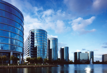 Oracle Redwood City Office