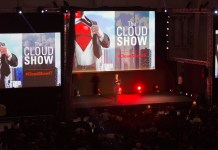 Sala Oracle Cloud Show