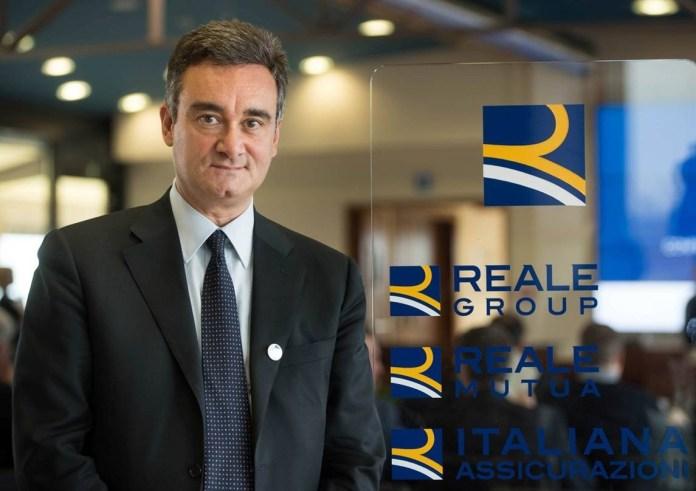 Luca Filippone, Direttore Generale di Reale Mutua