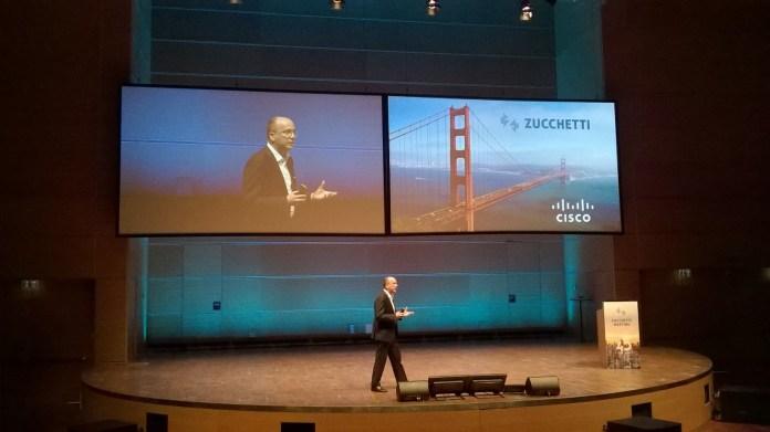 Agostino Santoni, Ceo di Cisco spiega la partnership con Zucchetti