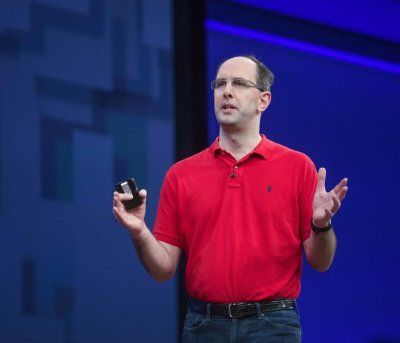 Scott Guthrie, executive vice president, Cloud and Enterprise Group, Microsoft