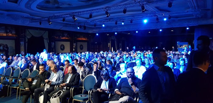 Sophos Discover - Partner Conference 2018 - Plenaria