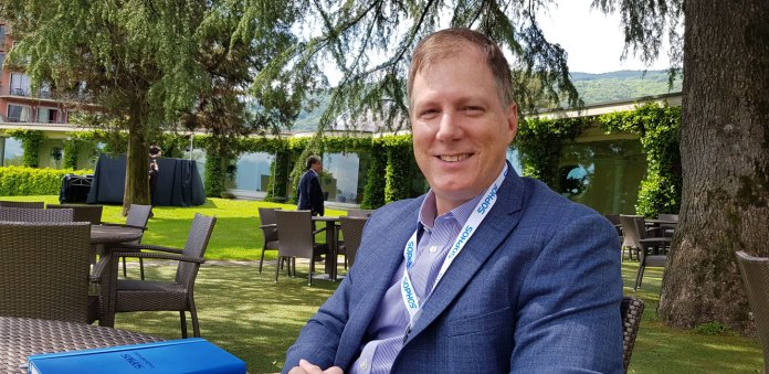 Daniel Schiappa, Senior Vice President and GM, Products di Sophos - Sophos Discover - Partner Conference 2018
