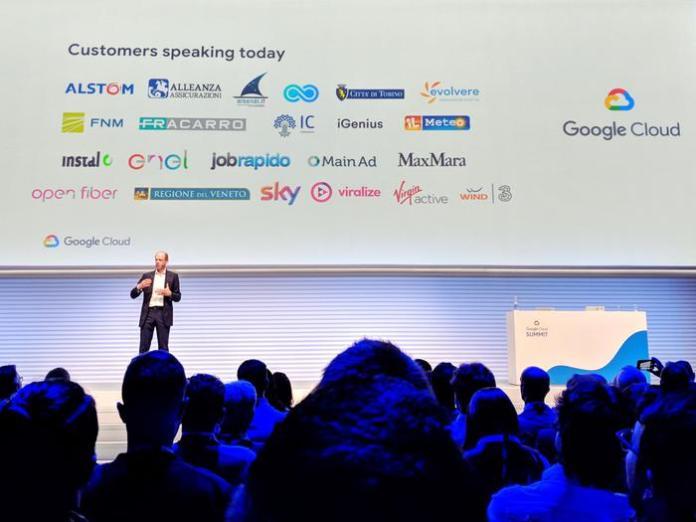 Fabio Fregi, country manager Google Cloud Italia