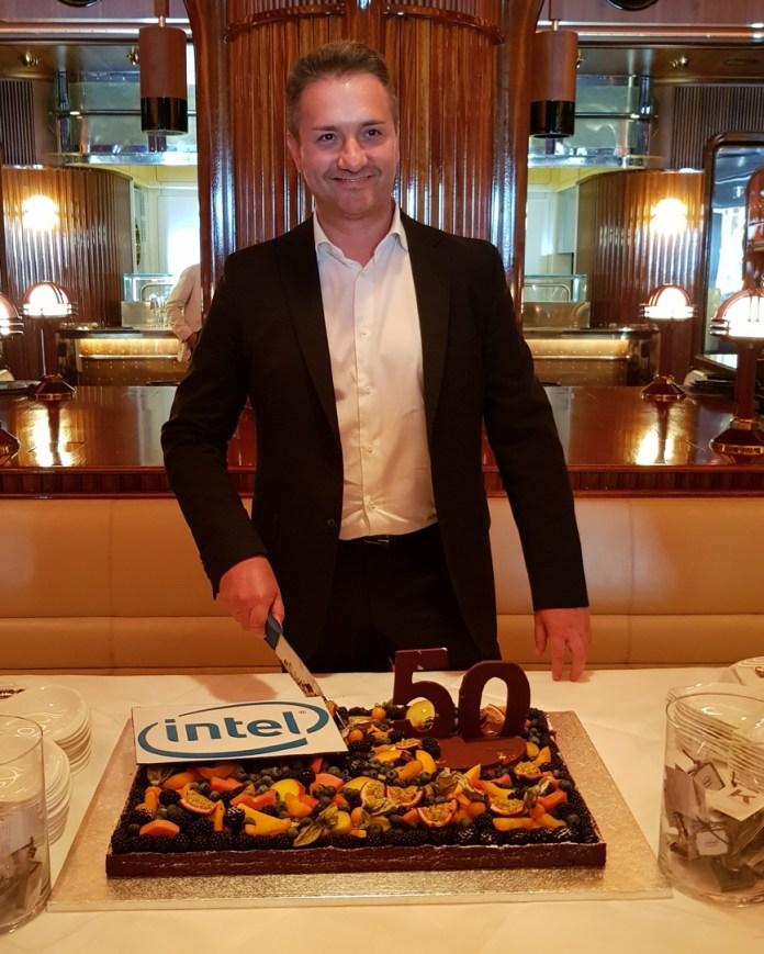 Nicola Procaccio, Country Lead di Intel Italia