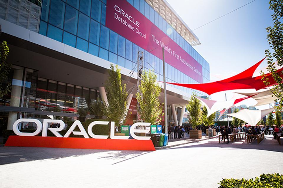 Oracle OpenWorld 2018