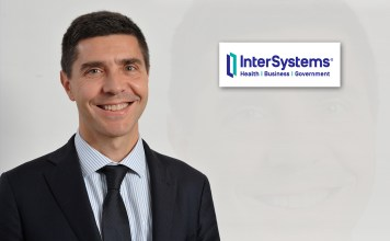 Cesare Guidorzi, Country Manager InterSystems Italia