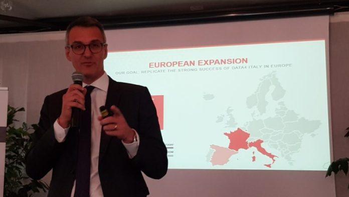 Olivier Micheli, Ceo di DATA4