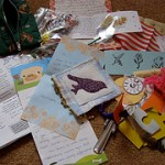 >And Inside the parcels