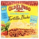 Old El Paso Tortilla Bake Review – Non Sponsored
