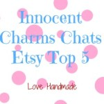 Etsy Top 5 For Baby SweetPea #1