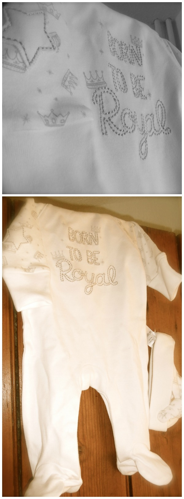 next royal romper