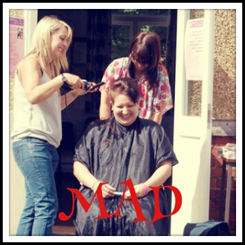 head shave