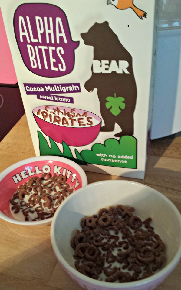 Cocoa Multigrain BEAR Cereal