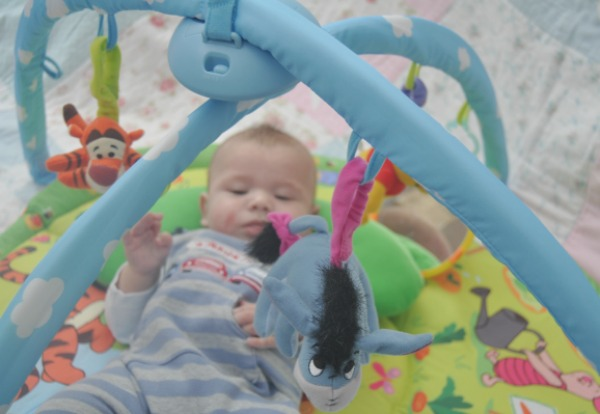 tomy playgym review