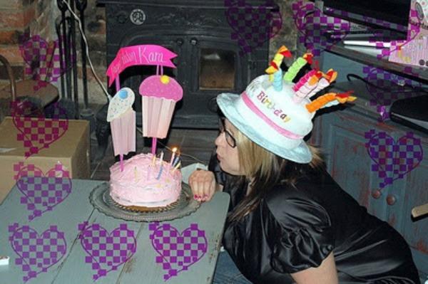MY BIRTHDAY 2007