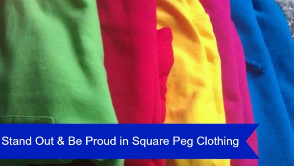Square Peg Clothing Colours