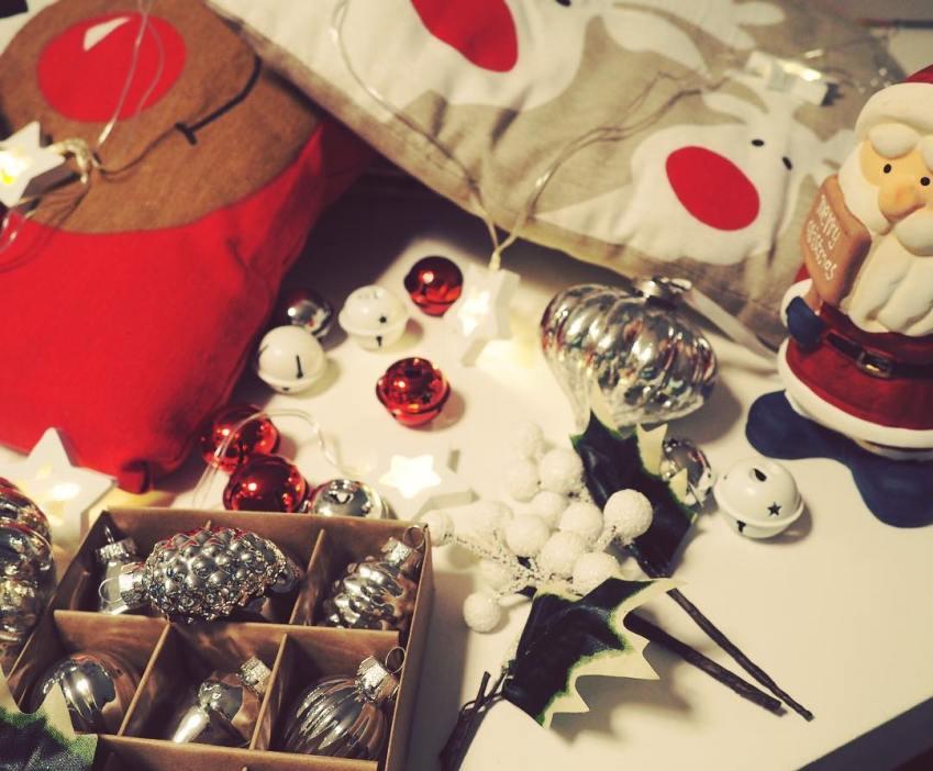 Poundland Christmas