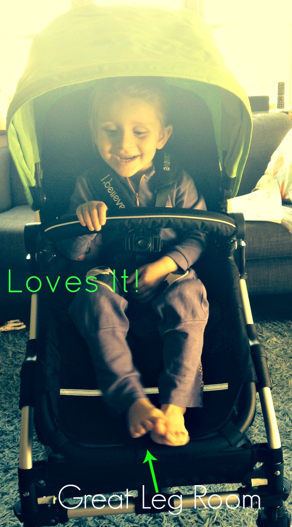 I.Believe Pushchair Review