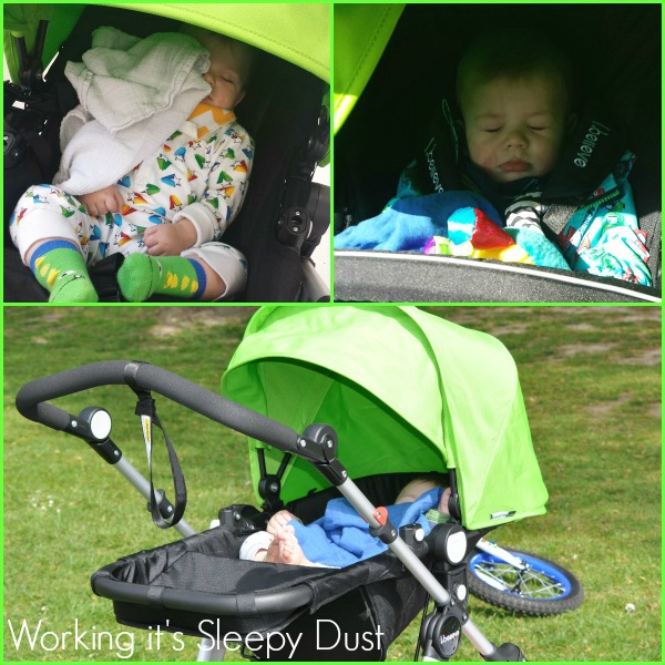 Pushchair Review