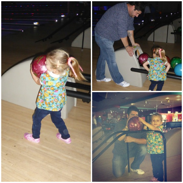 Bowling with Addison