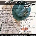 #NYNYStyleProject {October 2014}