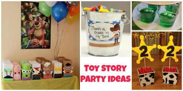 toy story party bags