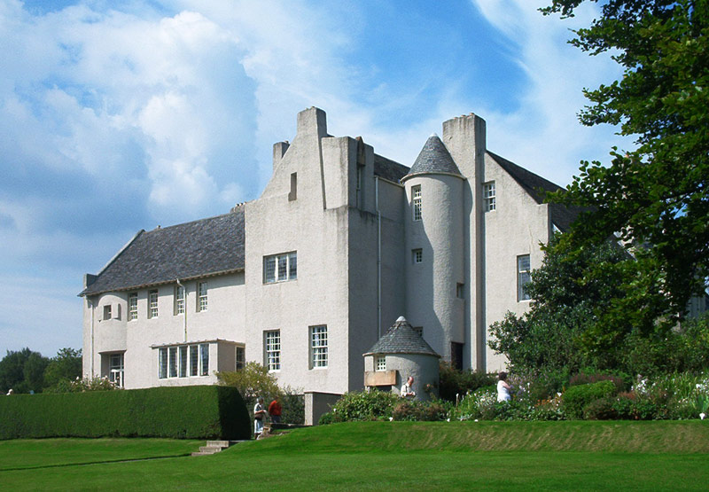 Mackintosh Hill House