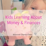 Kids // Learning About Money