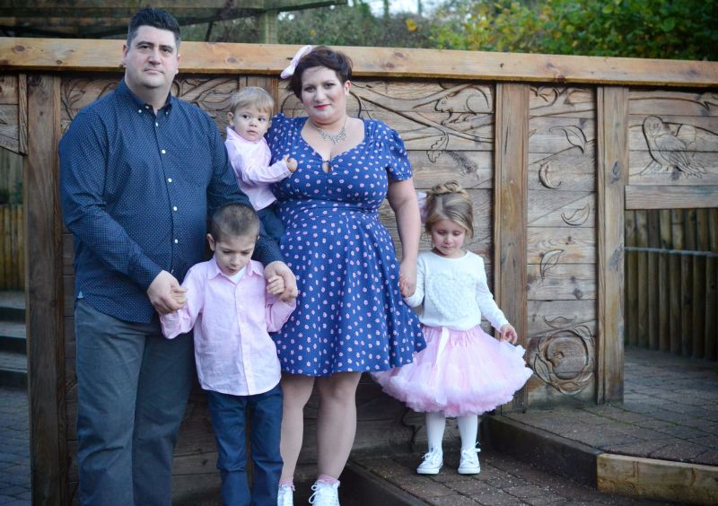 Innocent Charms Chats Family