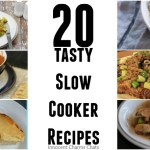Food // 20 Tasty Slow Cooker Recipes