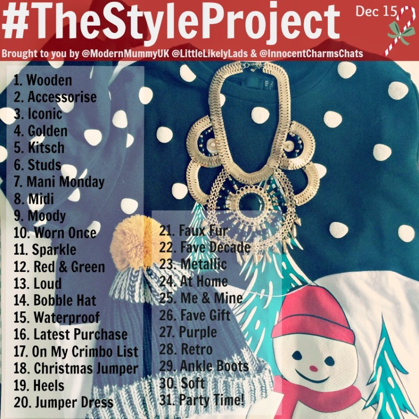 #TheStyleProject
