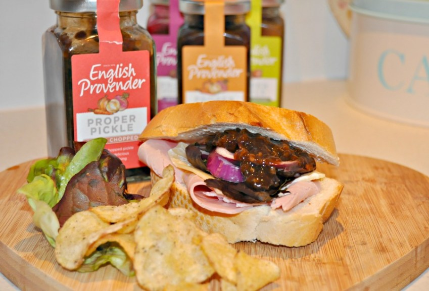 English Provender Pickle