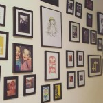 Frame It Friday // Looking Around Fi's Home