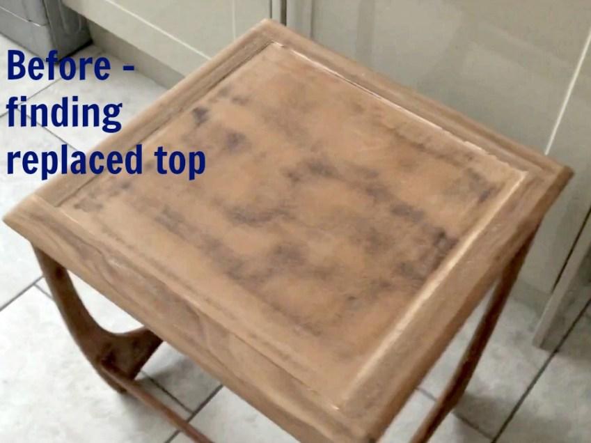 G Plan Table