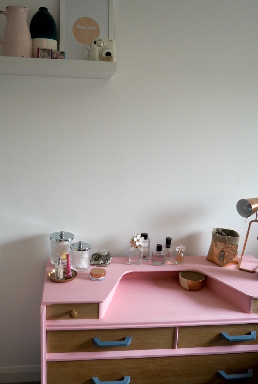 G Plan Dressing Table Upcycle