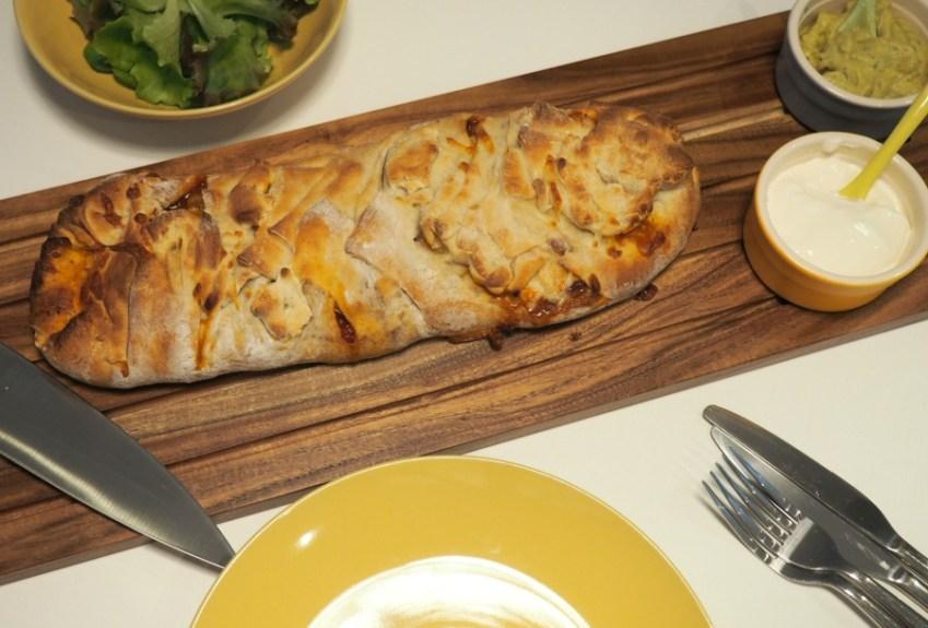Fajita Pizza Roll Recipe - Innocent Charms Chats