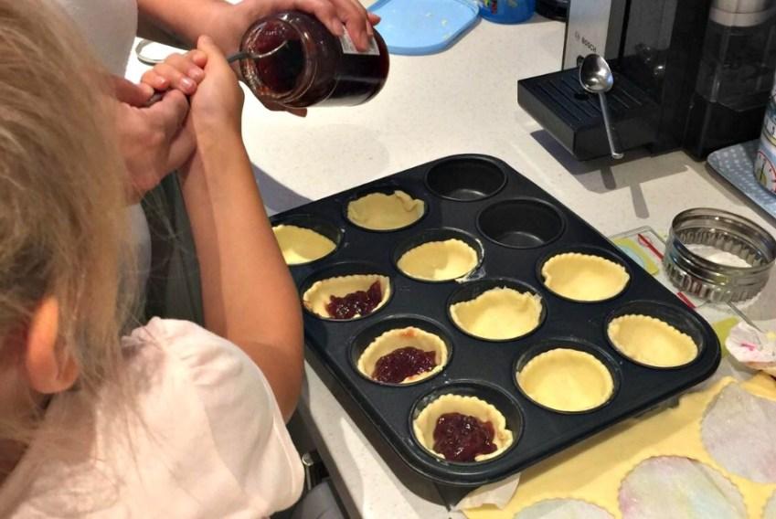 making-jam-tarts